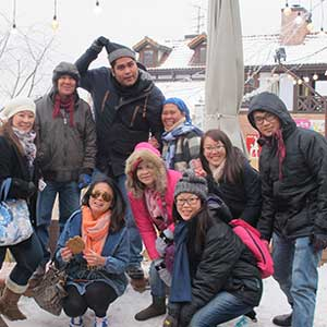 MARCH 2015 Group Tour