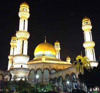 Brunei by night Tour