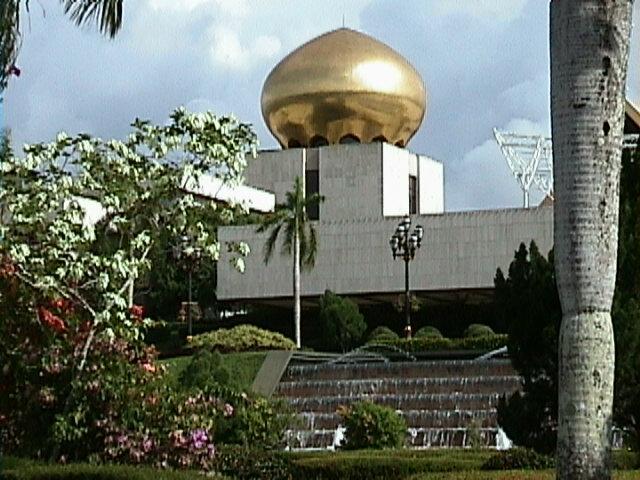 brunei royal palace