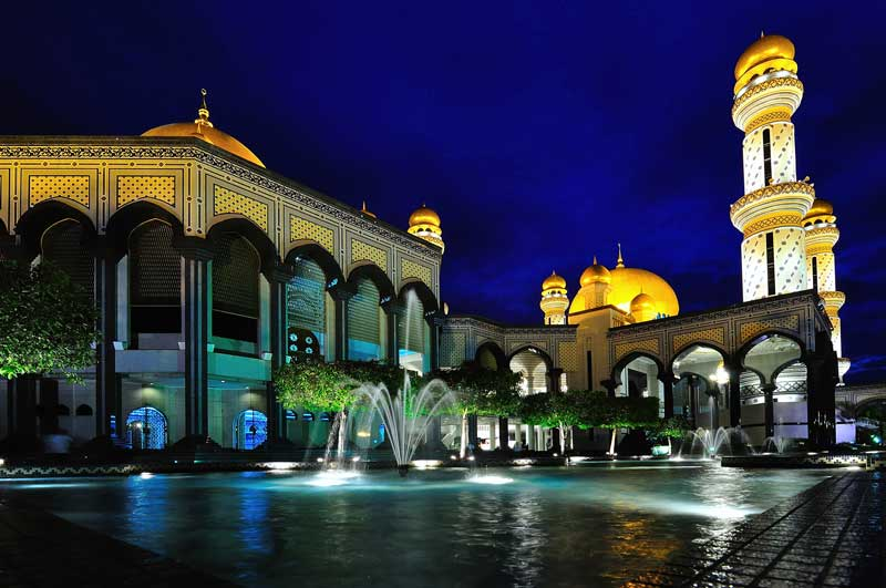 Places of interest in Brunei